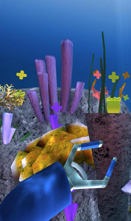 Reef Rescue Virtual Reality Experience
